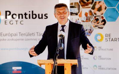 Csenger Tibor: az Ipoly-menti térség problémáira keressük a megoldásokat