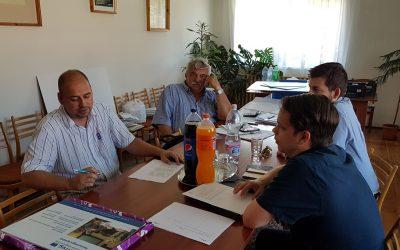 Egyeztetés Bernecebarátiban a RESTART akciótervről
