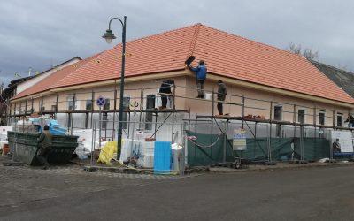 Jól halad a szobi szociális otthon építése